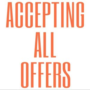 accepting ALL offers